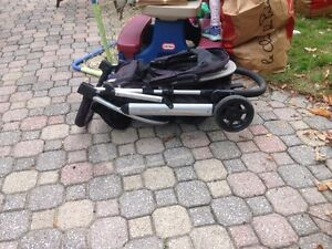 Great fit for small vehicle -- Mamas & Papas Luna Windsor Region Ontario image 6