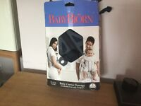 Babybiorn synergy carrier good as new navy blue