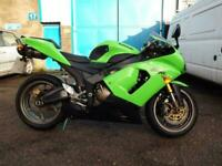 Kawasaki ZX6r - Nationwide Delivery Available £99