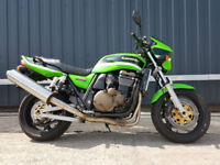 2006 Kawasaki ZRX1200R ZRX 1200 R A6 32,045 Miles Excellent Condition Classic