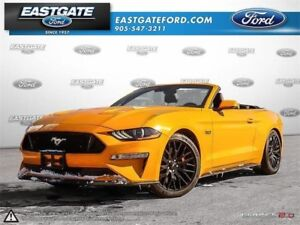 2018 Ford Mustang GT Premium Executive Performance Pack