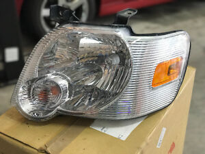 2006-2010 Ford Explorer/Sport Trac Headlight Assemblies Used