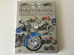 Complete Harley-Davidson: A Model-by-Model History 1903-1996