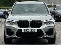 2020 BMW X3 M COMPETITION Auto Estate Petrol Automatic