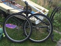 Hybrid Bike Bicycle Project