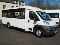 FIAT DUCATO 40 MAXI KFS FREEDOM LOW FLOOR WHEELCHAIR ACCESSIBLE MINIBUS PSV COIF