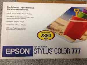 Epson color printer