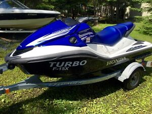 Honda aquatrax F15x  - Trade for Boat or $11,800