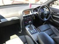 2007 Audi A6 3.0 TDI Le Mans Quattro 4dr Diesel grey Automatic