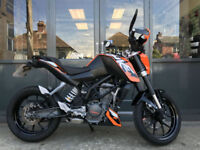 KTM Duke 125 ABS / Learner Legal Streetfighter / Nationwide Delivery / Finance