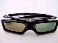 OFFICIAL SONY ACTIVE 3D BLUETOOTH GLASSES NEW NEVER BEEN USED. ( OFFERS )