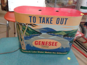Genesee Beer Light NOS