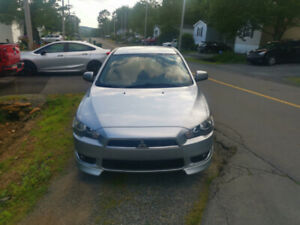 2009 Mitsubishi Lancer GTS manual low kms