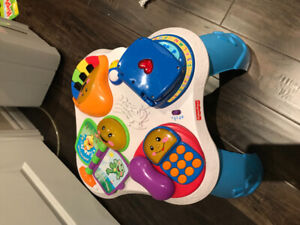 Fisher Price Laugh and Learn Musical Activity Table