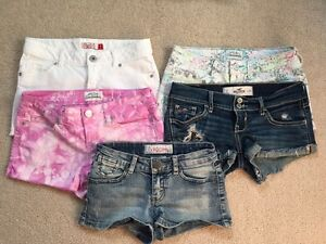 Assorted Women/Girls Brand Name Shorts