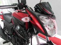 YAMAHA YS125 99 DEPOSIT 3 YEARS 4.9% APR FINANCE. RED, BLACK OR WHITE IN STOCK