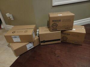"195 Brand New X-Large Moving Boxes -23 x20 x 25""  200 Test ECT32 Kitchener / Waterloo Kitchener Area image 4"