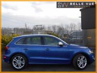 2014 (64) Audi SQ5 3.0 BiTDI ( 313ps ) ( s/s ) Tiptronic Quattro