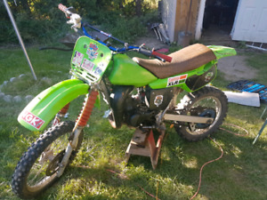 1985 kx80 need gone best off or trade