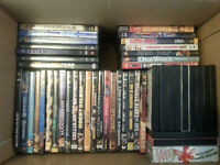 Box of 50 DVDs