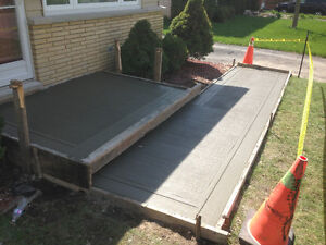 SHED PADS  & HOT TUB PADS London Ontario image 1