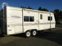 Trailer for sale due to loss of tow Vehicle!
