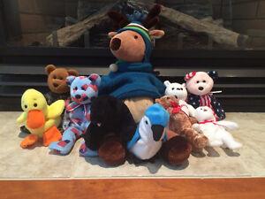 35 Stuffed Animals (Webkinz, Beanie Babies and More) Kitchener / Waterloo Kitchener Area image 3