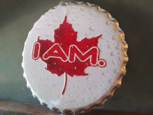 I Am Canadian Sign