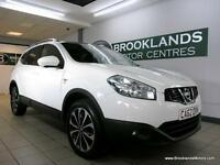 Nissan Qashqai 1.5 DCI N-TEC+ [SAT NAV, REVERSE CAMERA, 7 SEATS and PANORAMIC RO