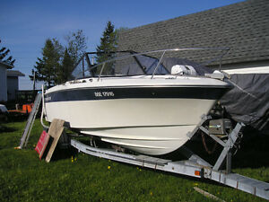 Starcraft 24 ft. cuddy cruiser or fishing boat trade for ?