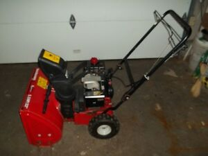 Yard Machine 5.5 HP Snowblower