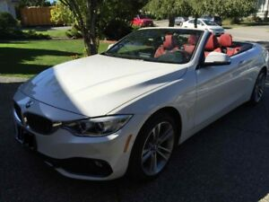 BMW convertible (2016) 428i LEASE TAKEOVER