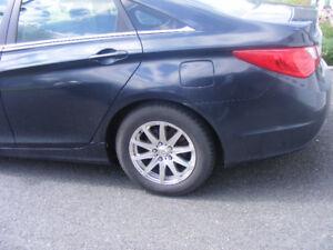 2012 Hyundai Sonata tissu Berline