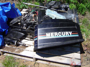 60 MERCURY OUTBOARD MOTOR for parts $200