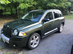2009 Jeep Compass - great winter car!