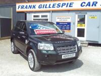 Land Rover Freelander 2.2TD (158bhp) 4X4 HSE Station Wagon 5d 2179cc Commandshif