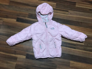 Excellent Condition reversible The Northface Winter Coat