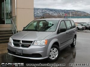 2013 Dodge Grand Caravan SE/SXT   - Low Mileage