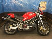 DUCATI MONSTER MONSTER S4 916 NAKED SPORTS LOADED WITH CARBON 2002 51