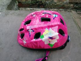 Girl's Raleigh Cycle Helmet size Small