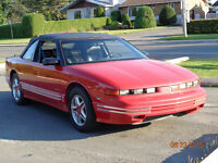 1993 Oldsmobile Cutlass CONVERTIBLE Autre