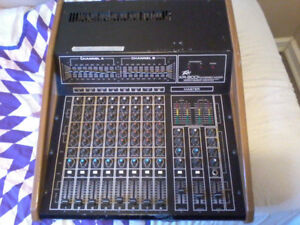Peavey XR-800 Powered Mixer
