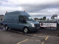 Ford transit 115 T350i RWD one owner from new full years mot