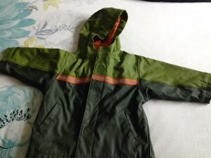 Gymboree raincoat fall spring jacket