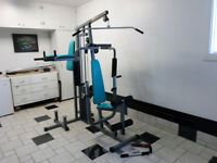 NSP Studio 6 Deluxe Home Gym (REDUCED)