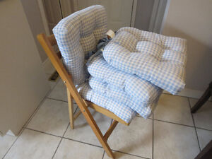 Made in Canada Chair Cushions Kitchener / Waterloo Kitchener Area image 4