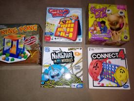 Children's games.