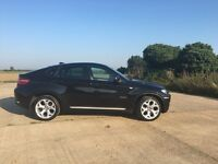 BMW X6 XDrive (2012) 30D Auto amazing condition beautiful car top spec