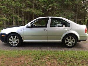 VW Jetta TDI~Diesel~New MVI~