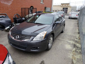 2011 nissan altima 2.5SL tout equipee